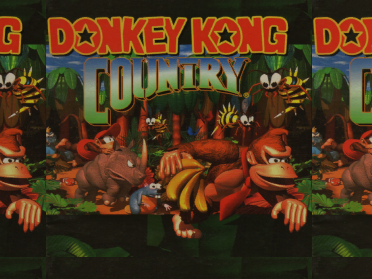 Donkey Kong Avatars and Show