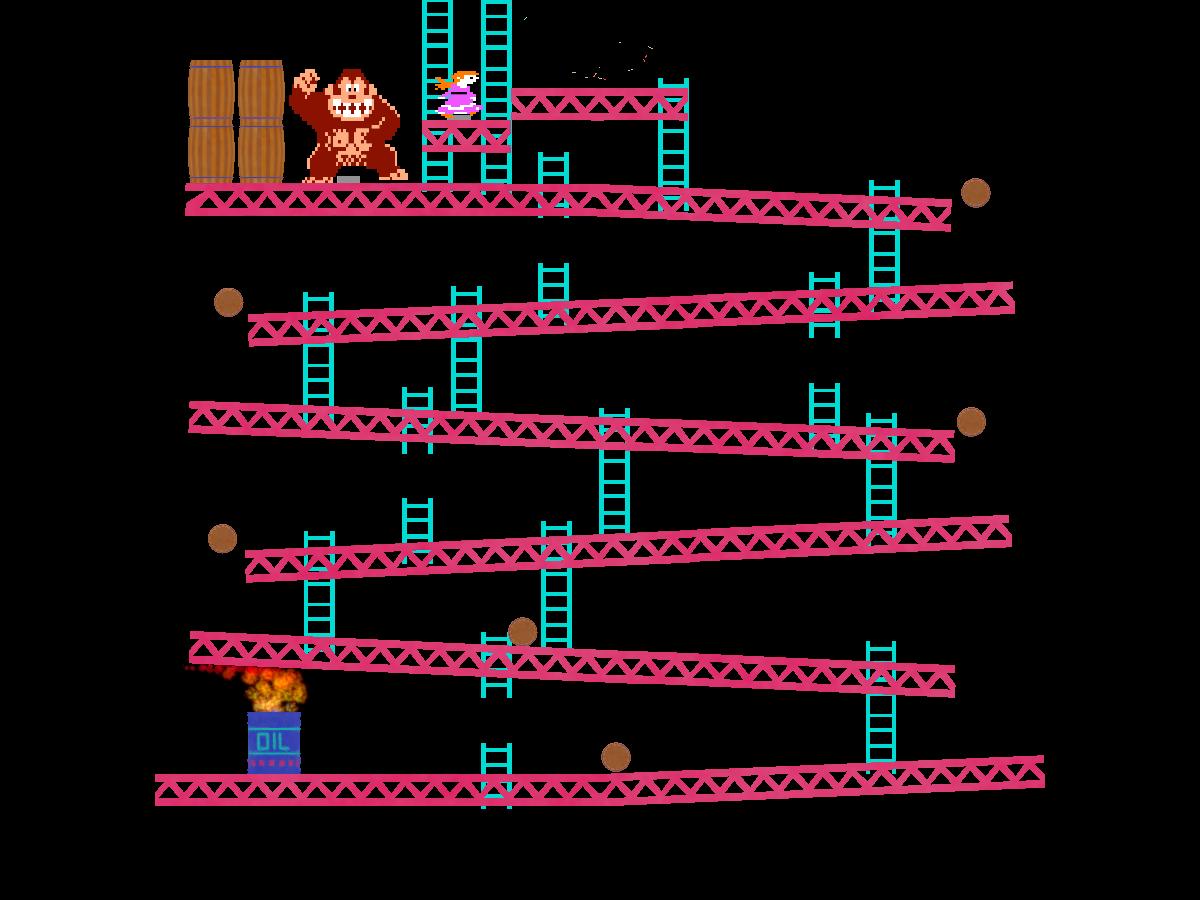 Donkey Kong Tribute