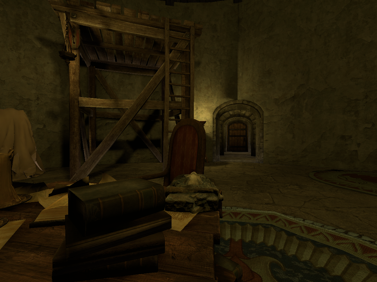 Dragon Age Avatars - Skyhold Tower