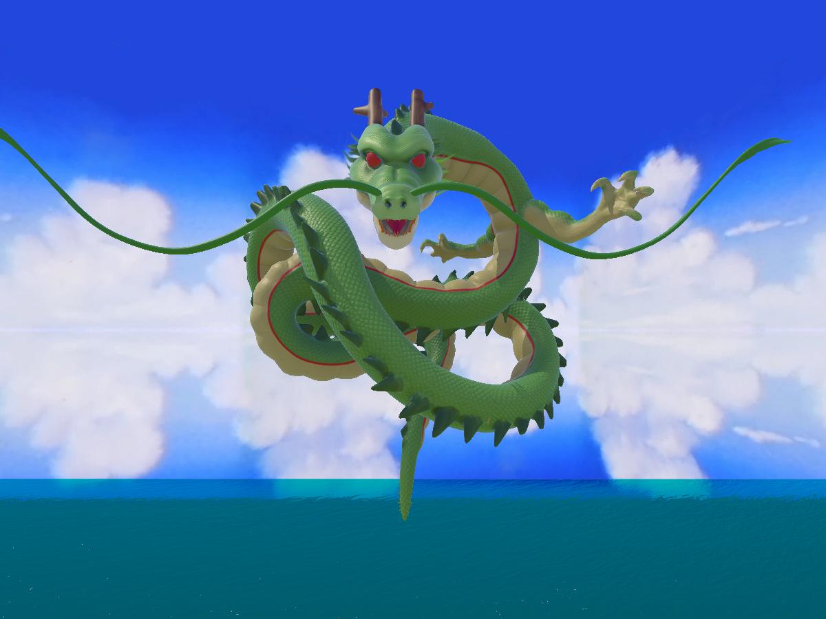 Dragon Ball - Flying Nimbus