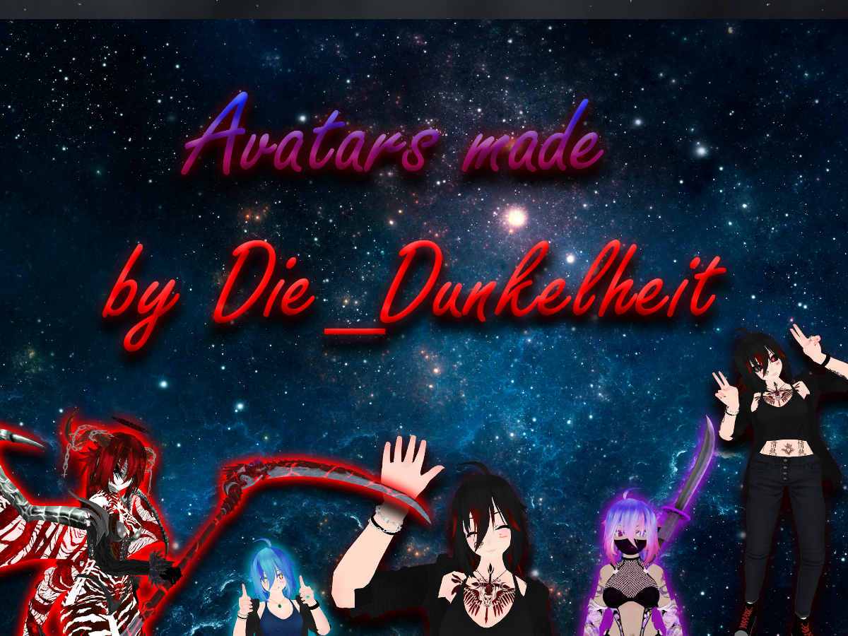 Dunkelheit's Avatar&Chill World