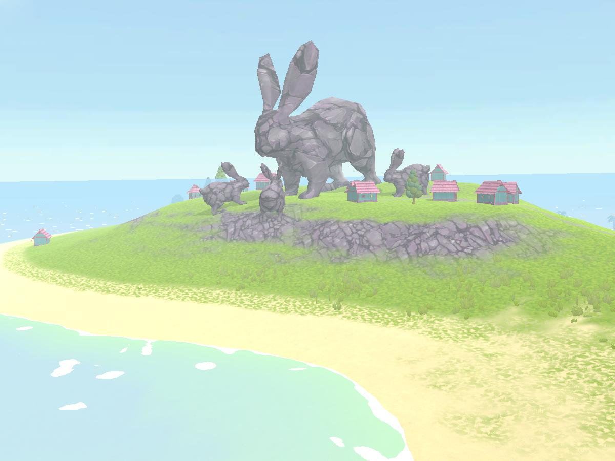 Easter Island - Scavenger Hunt
