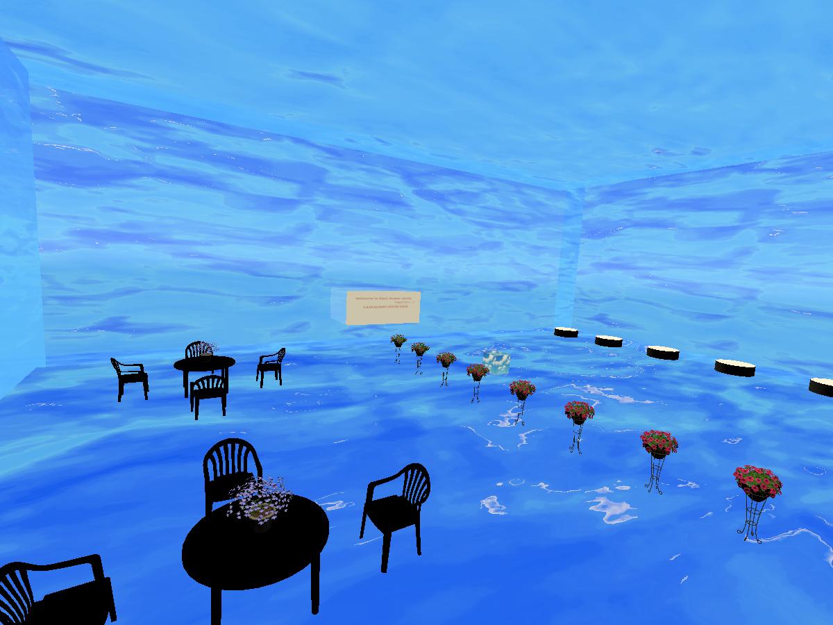 Under Water Avatar World