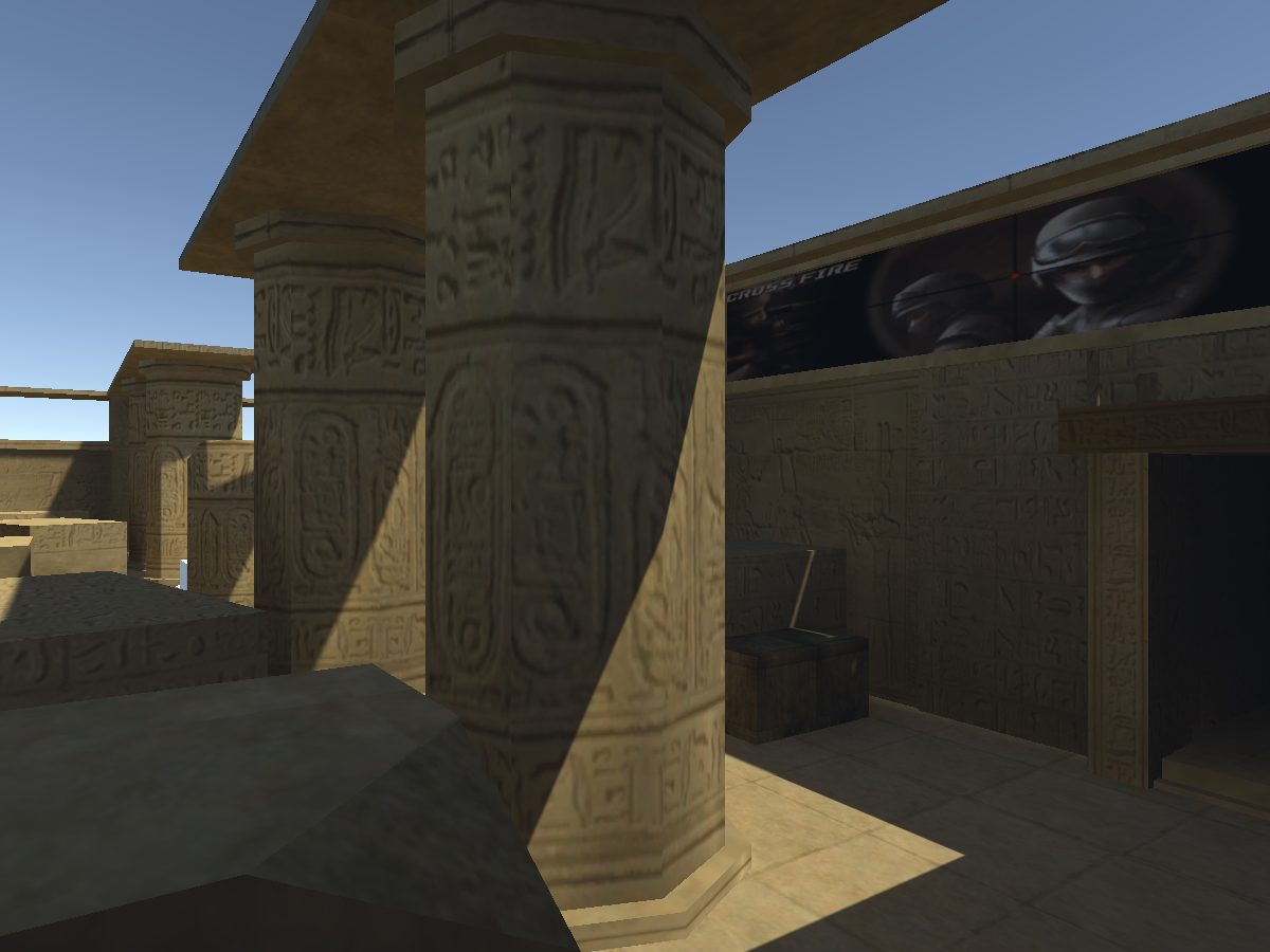 Crossfire Avatars Egypt