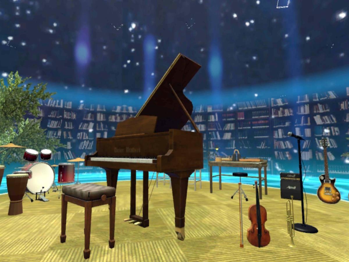 Event Stage -星空の舞台-