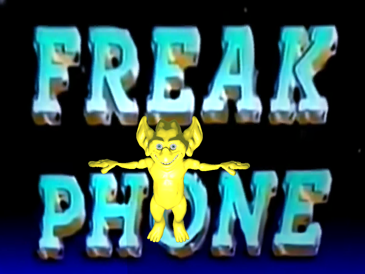 FREAK PHONE Avatar