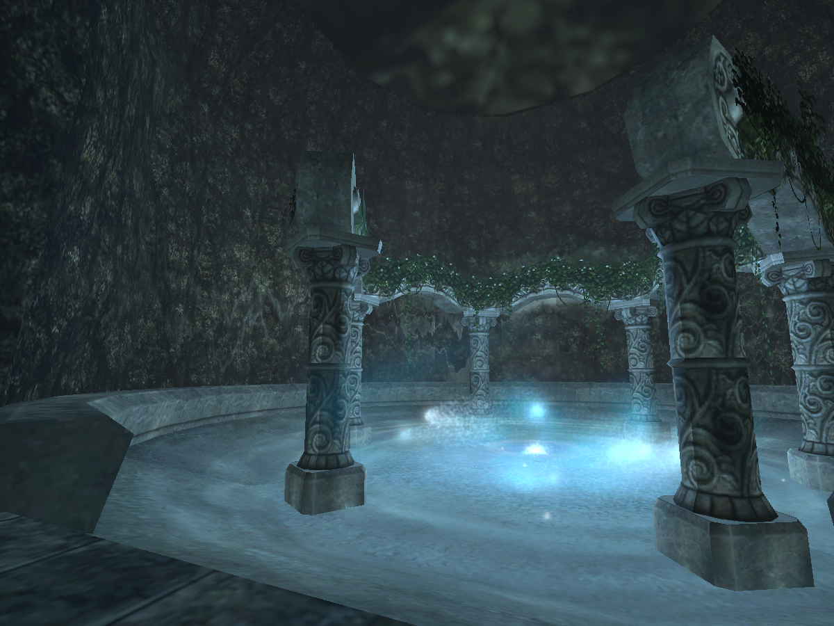 Fairy Fountain Beta