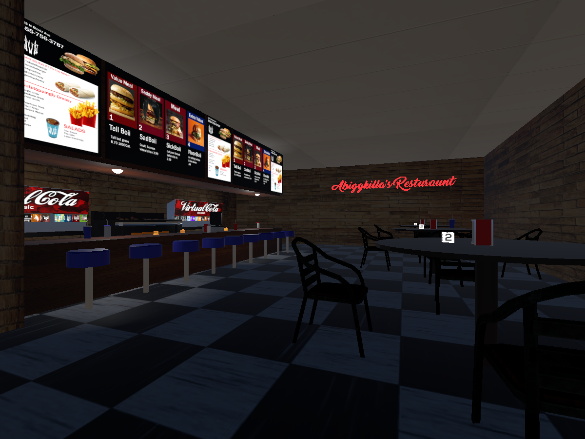 Fast Food Resturaunt