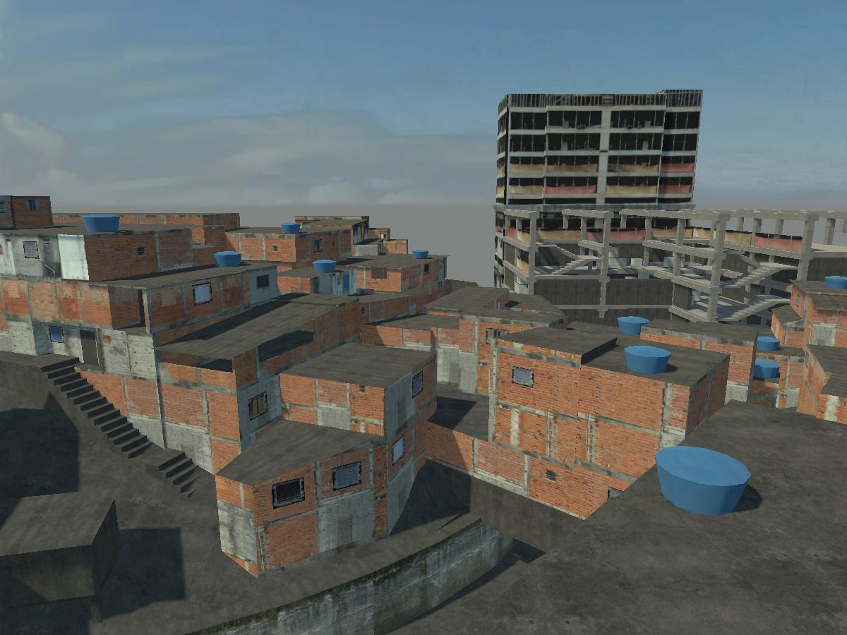 Favela do RaizenJK Brasil