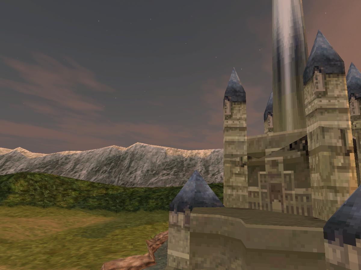 Final Fantasy IX Overworld ≺WIP≻