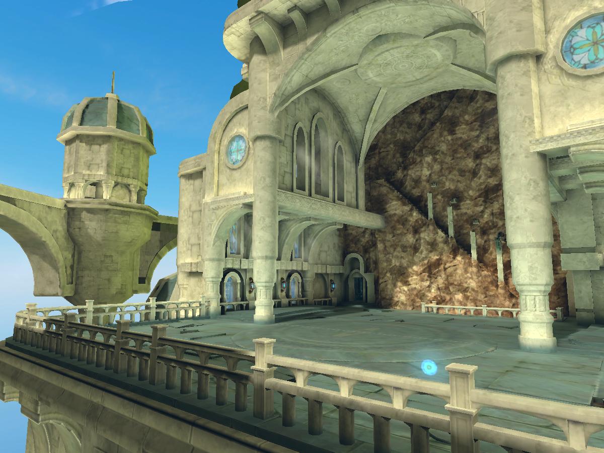 Floating Chapel [MapAWeek]pt․1