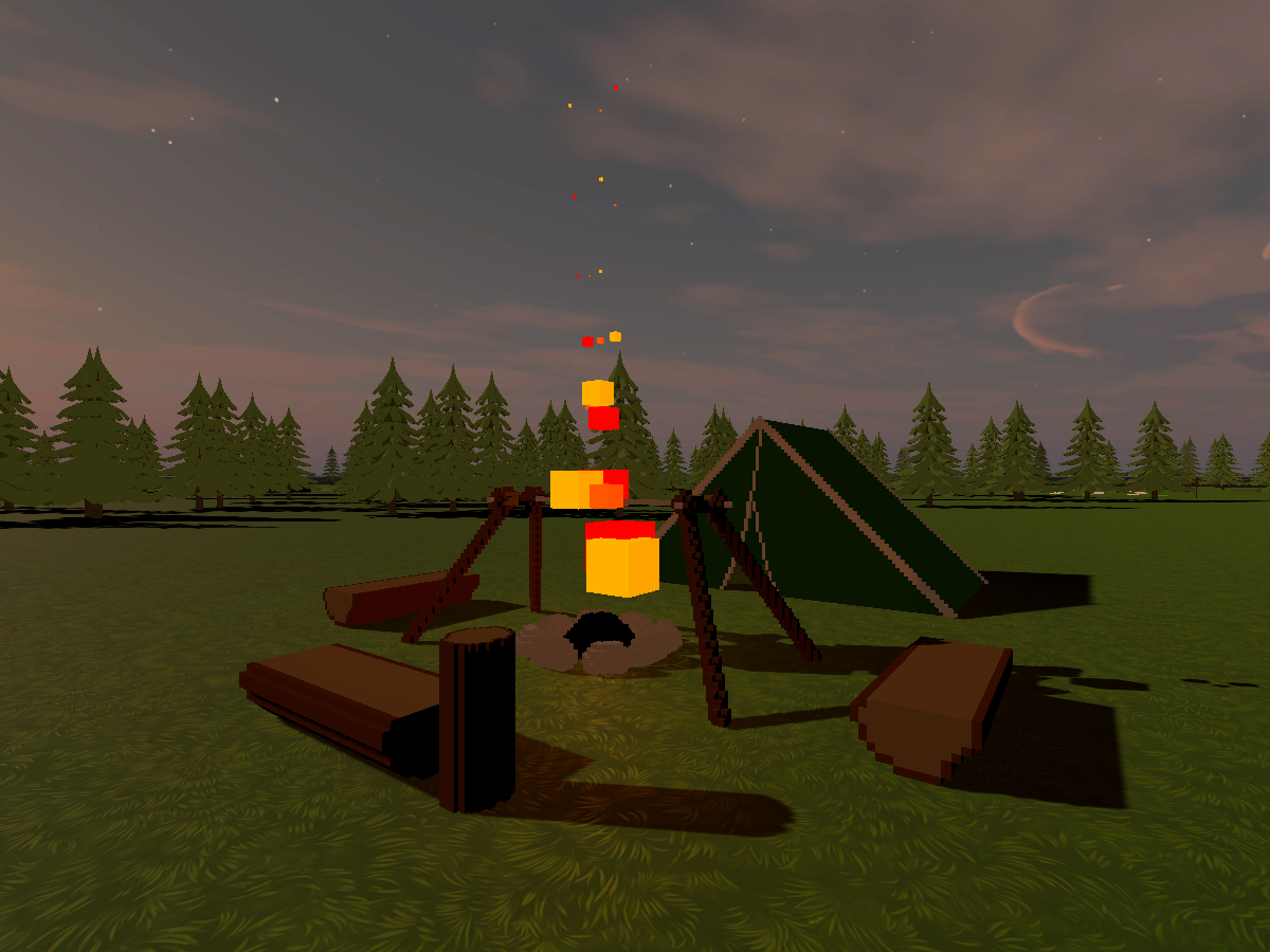 Relaxing Camp 0.5