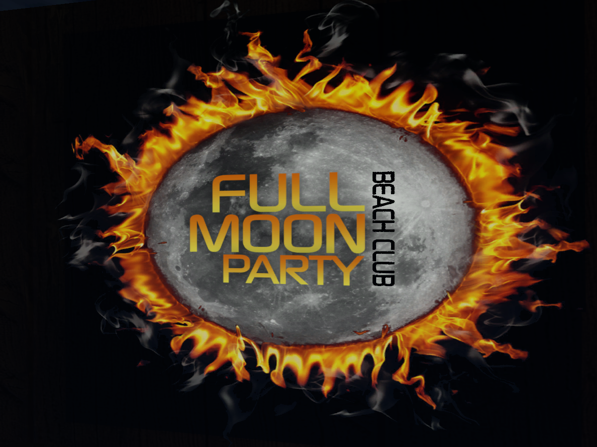Full Moon Party Beach Club