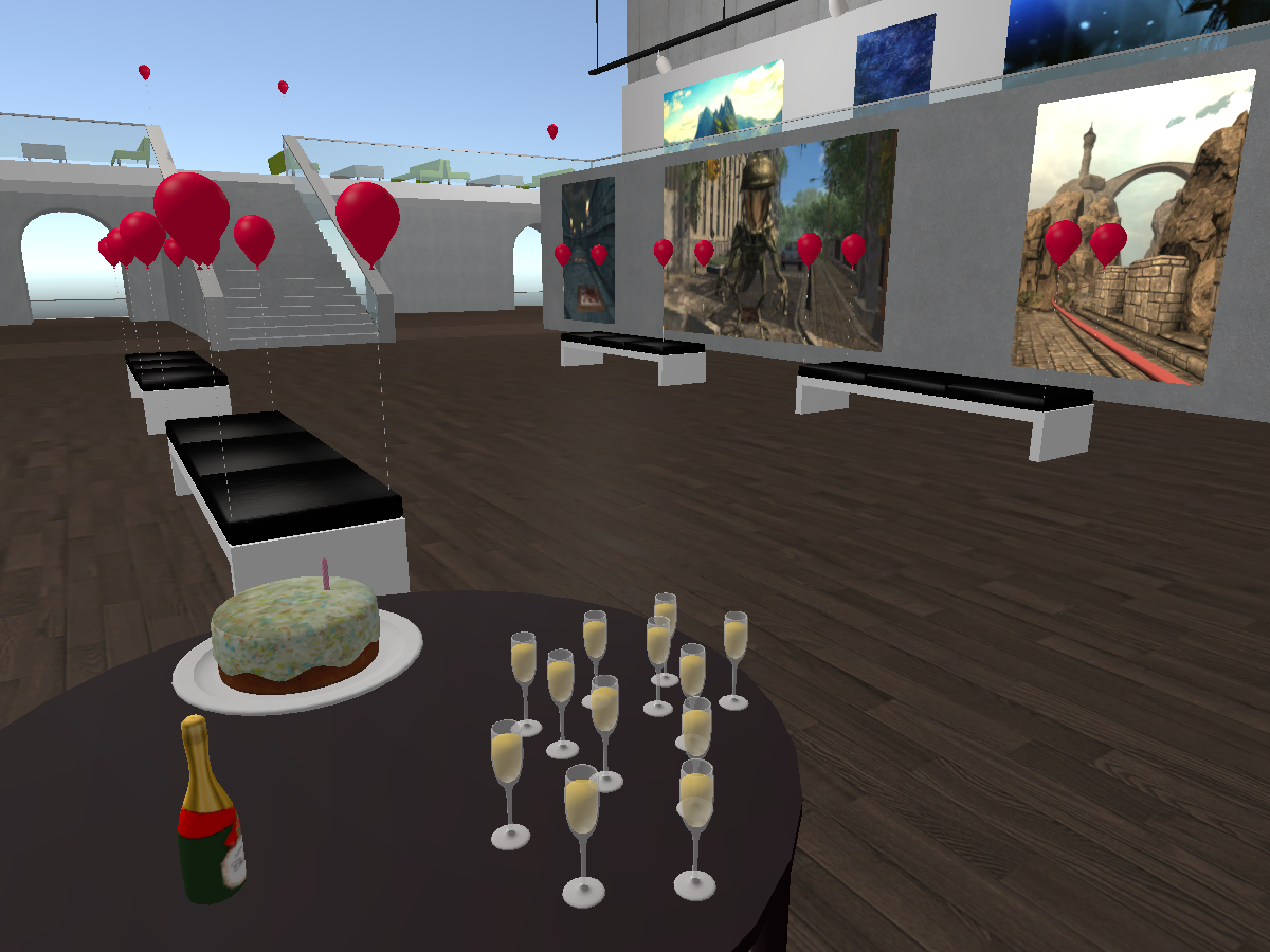 Old VRChat Gallery