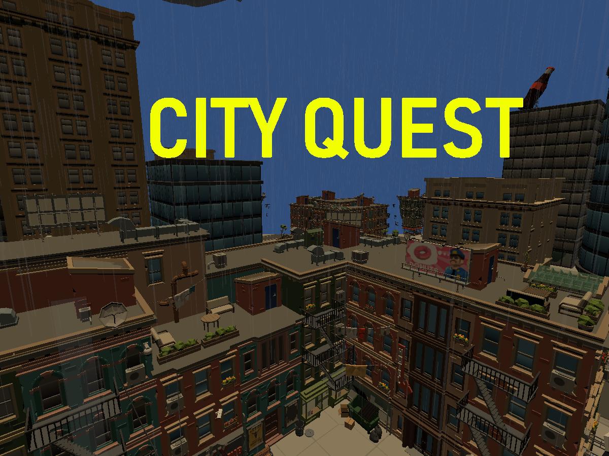 [Game]CityQuest