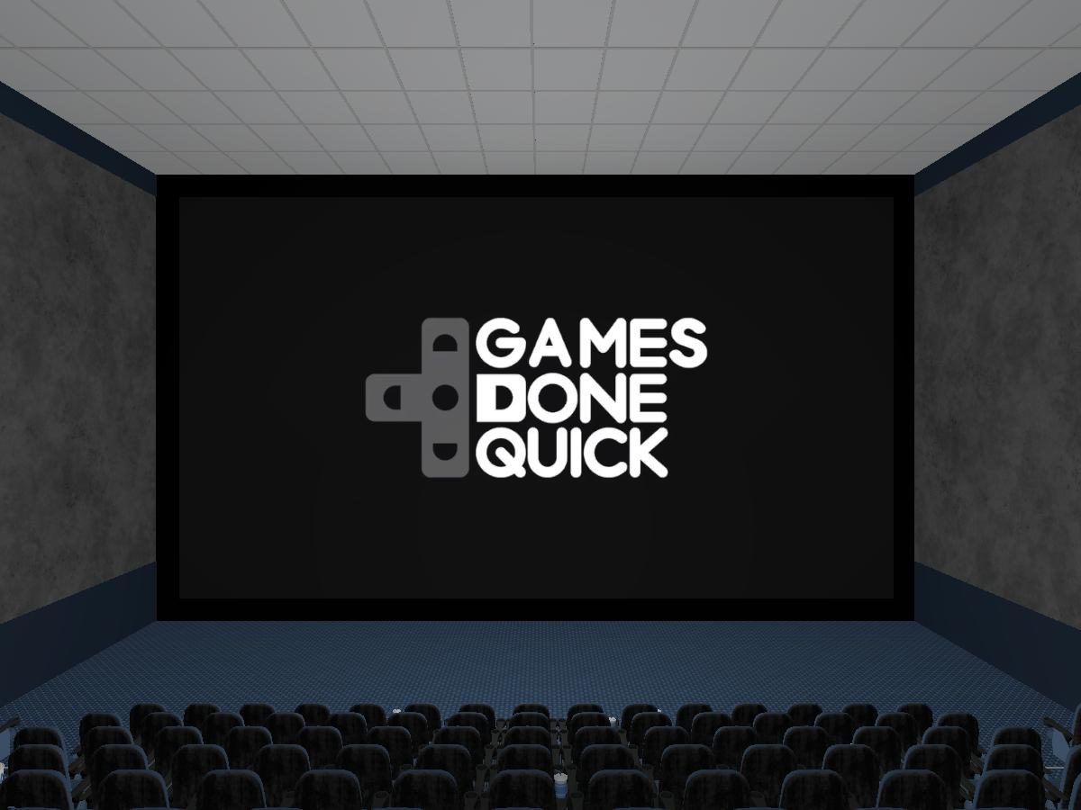GDQ Cinema | Worlds on VRChat(Beta)