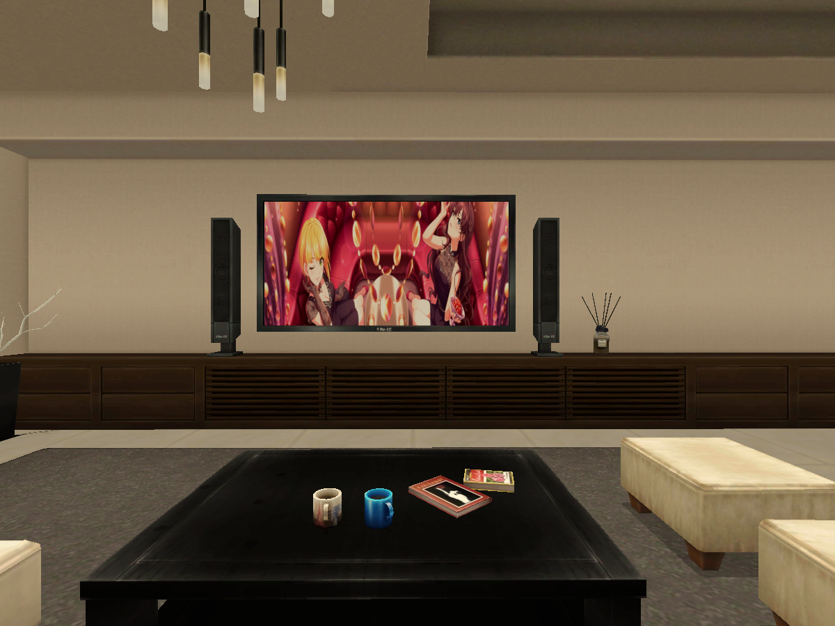 Gamestone's Room 〈Lagg Free〉