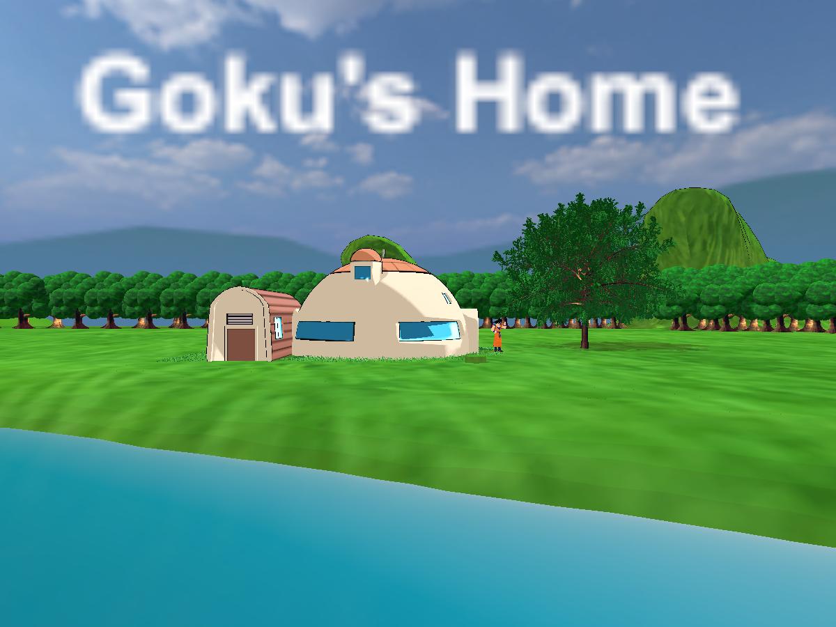 Goku's Home