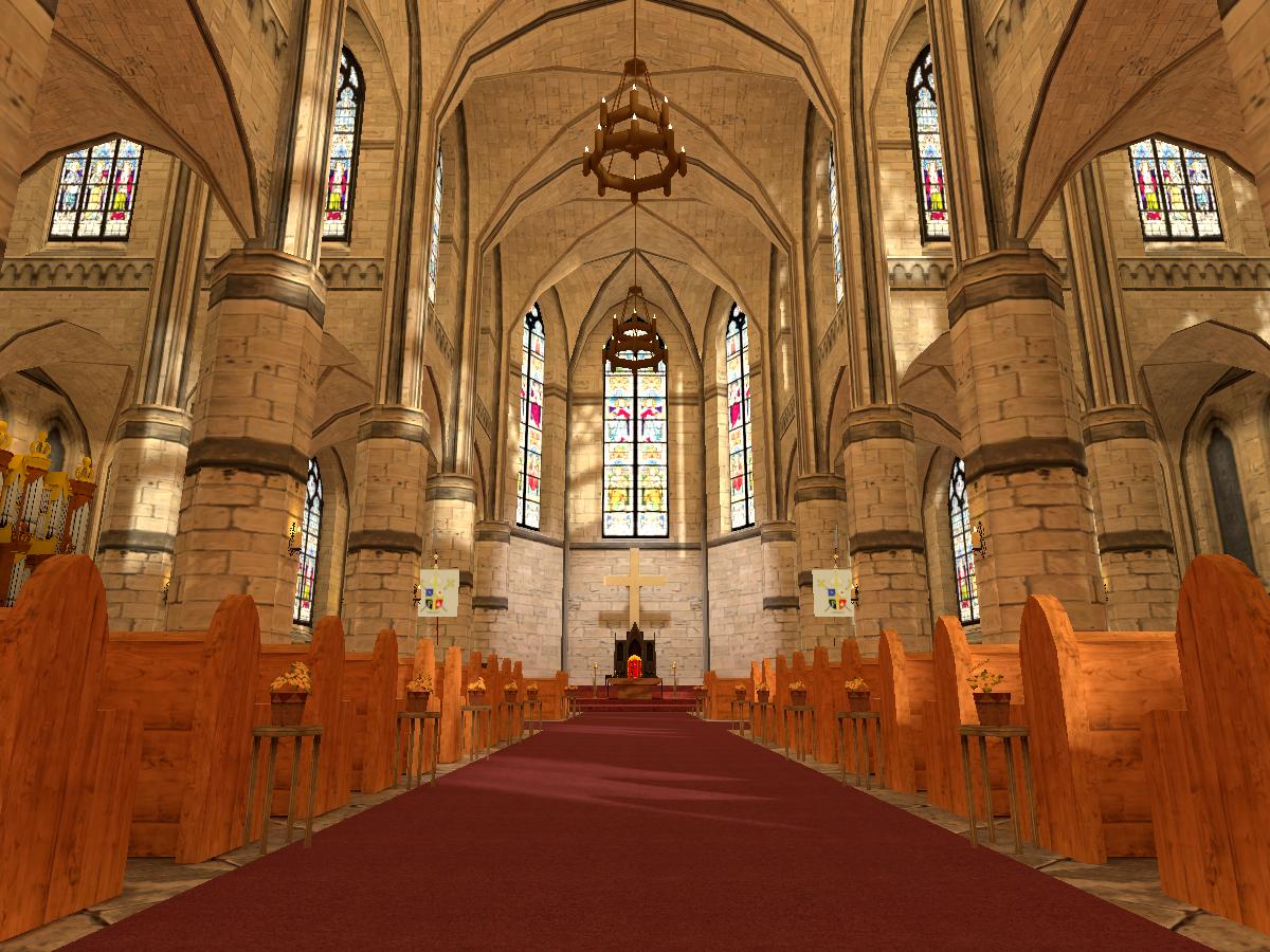 HolyKnightAD's Cathedral /司教座聖堂