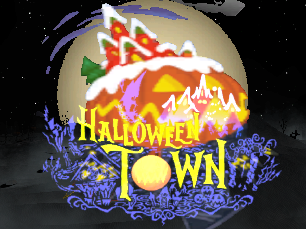 Halloween Town Christmas 2019Encore