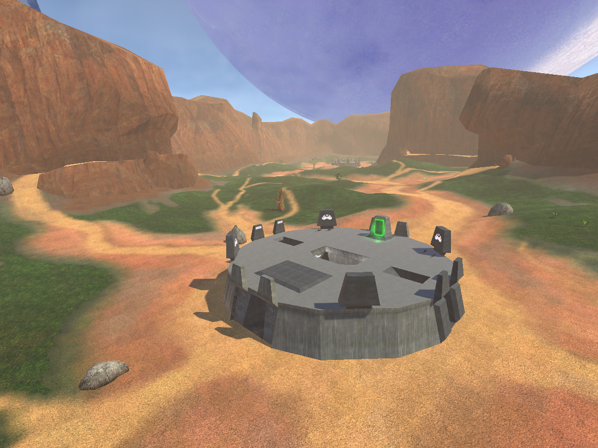 Halo - Blood Gulch