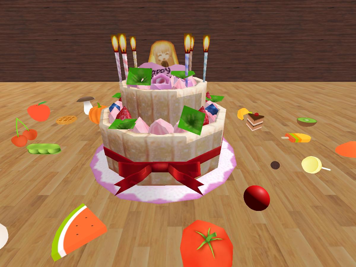 [CN]Happy birthday