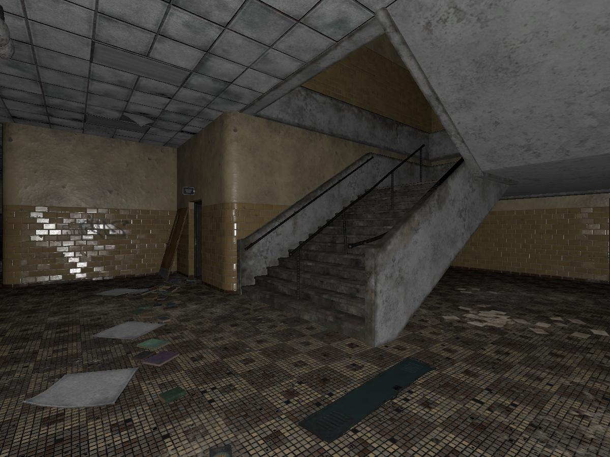 Hide and Seek - Abandoned School V4