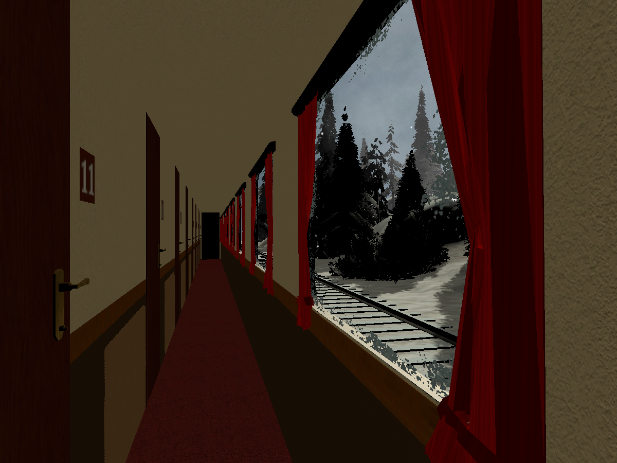 The Aleuskian Express
