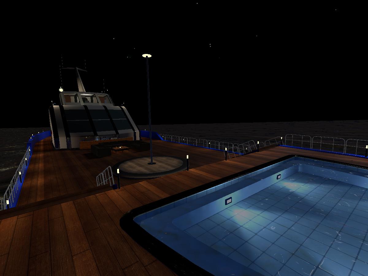 Hotel-sea cruise