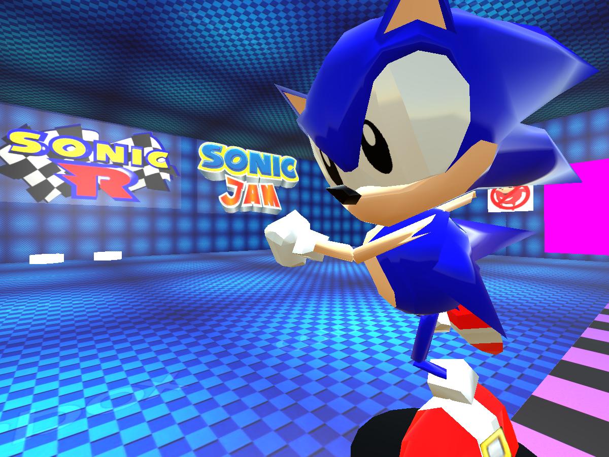 HunterTheReckons Dual Sonic Avatars 〈Sonic R' Sonic Chronicles〉 V3․6
