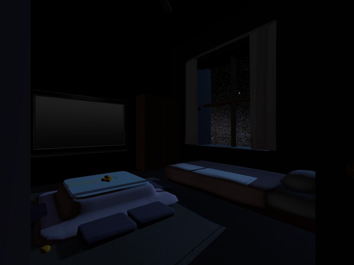 Hikikomori's Room