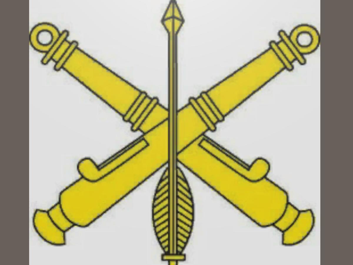 견인포 포상 (Korean artillery bases)