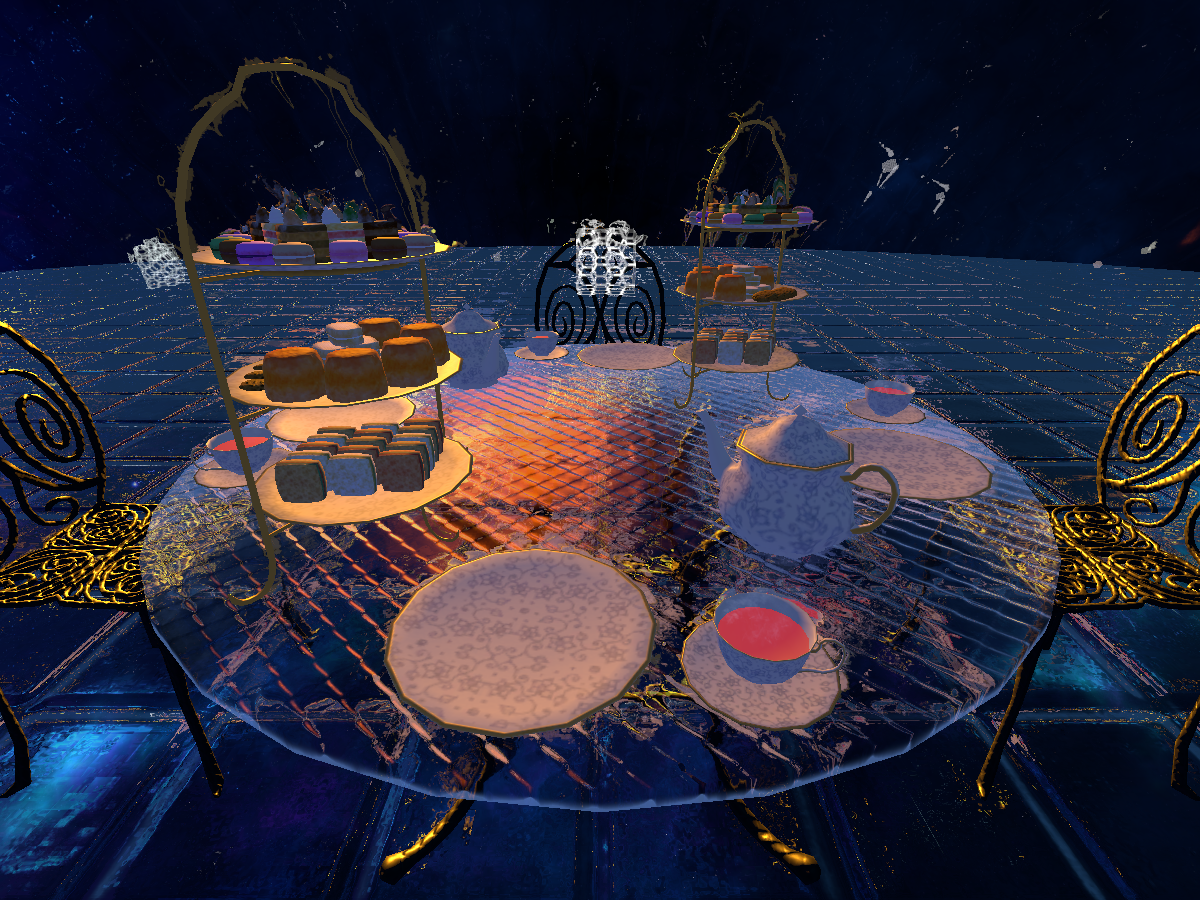 Stardust Tea Party