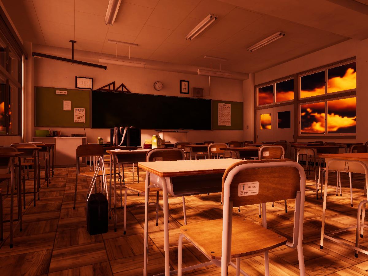 放課後 - after school