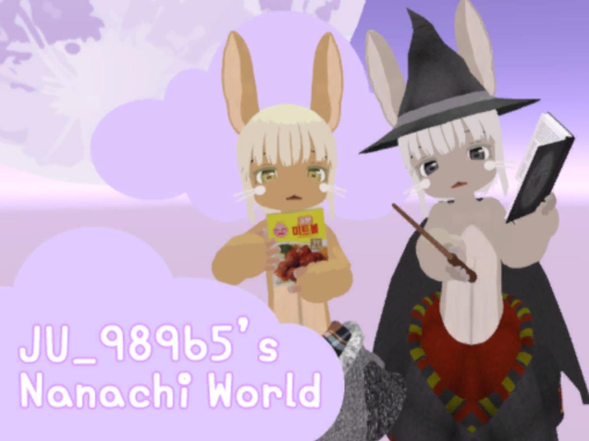 JU_98965's Nanachi