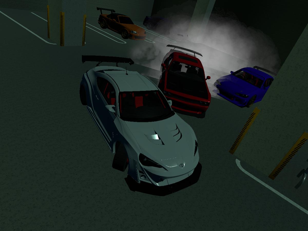 Japan_parking_Drift v2․3