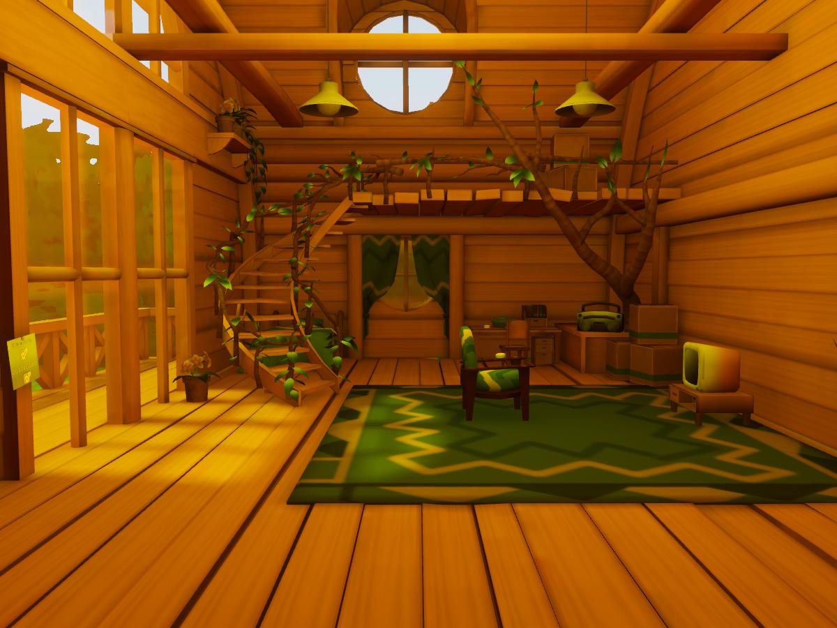 Japari Cabin Summer