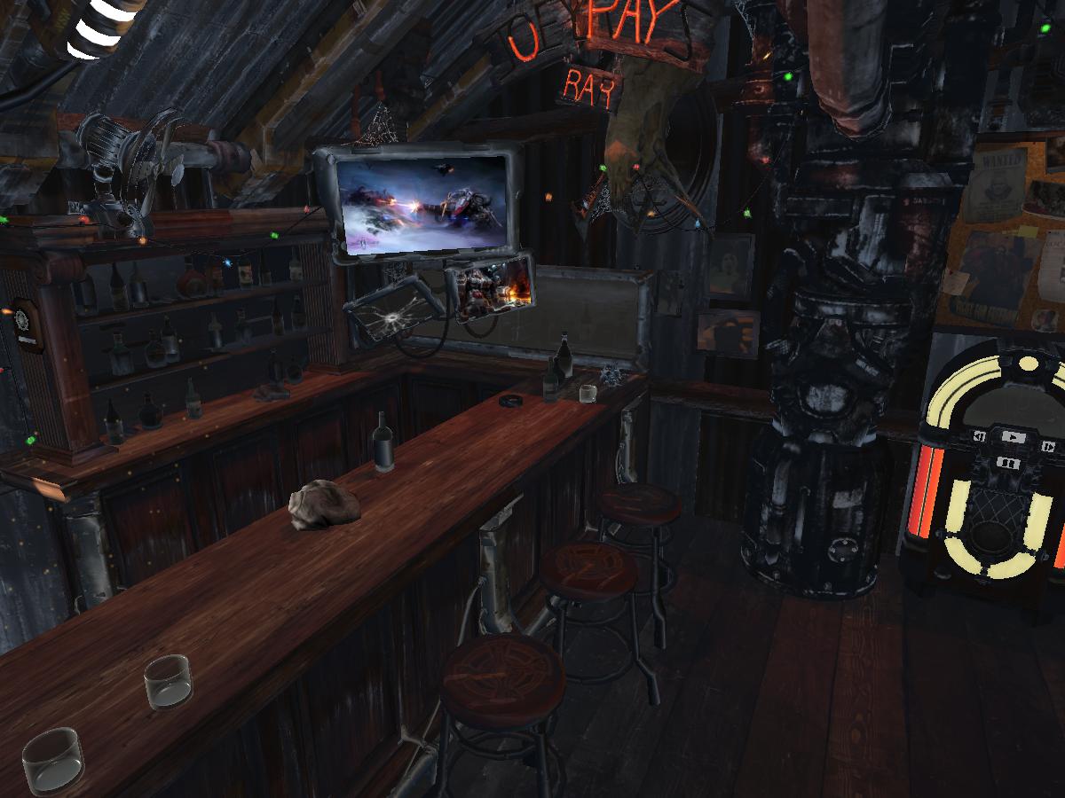JoeyRay's bar