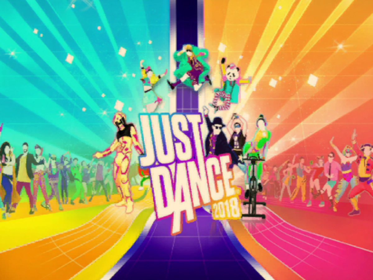 Just Dance Room