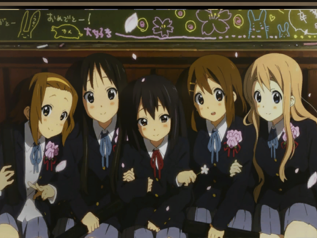 K-On Avatars