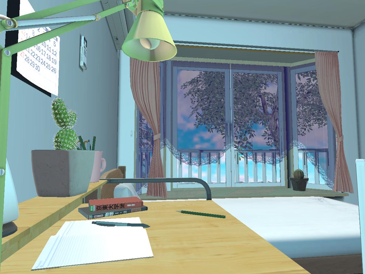 Kanojo's room
