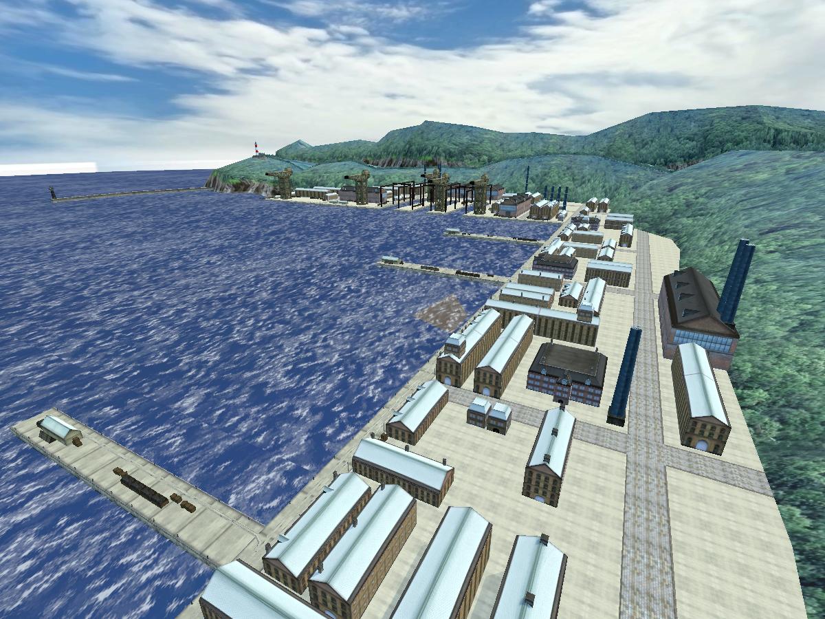 Kantai Harbor