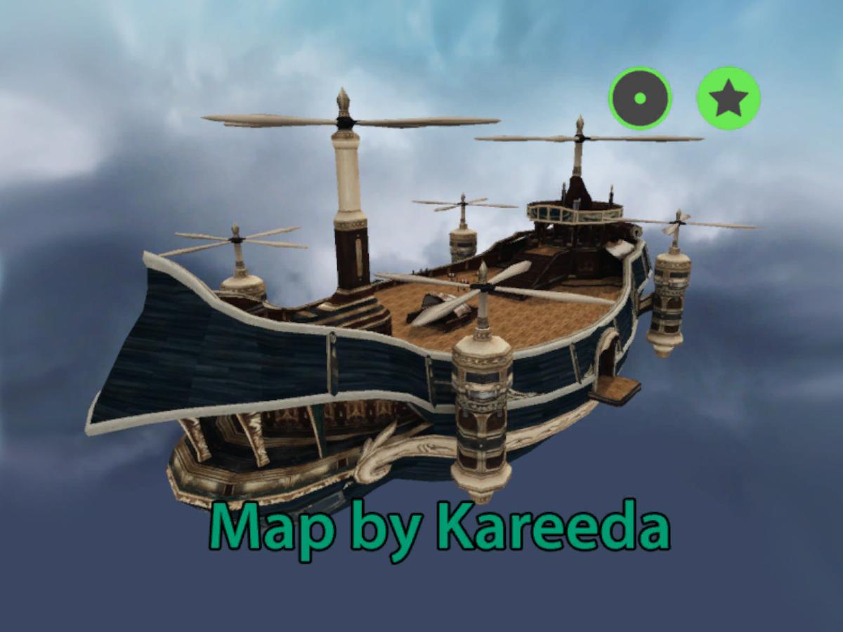 Kareeda's Avatar Airship