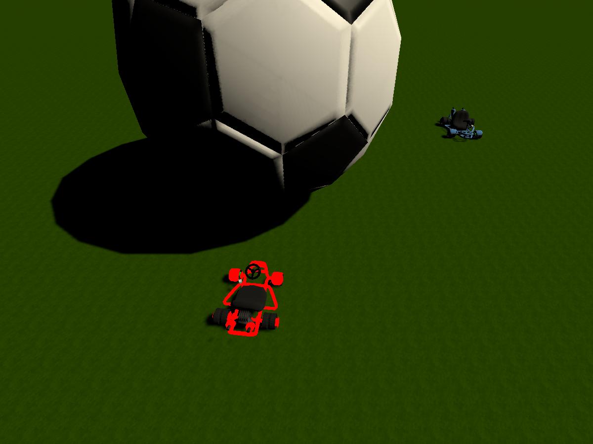 Kart Soccer 3v3
