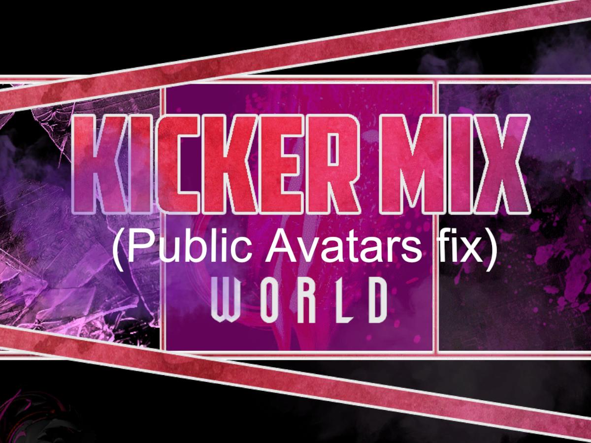 KickerMix's Avatars