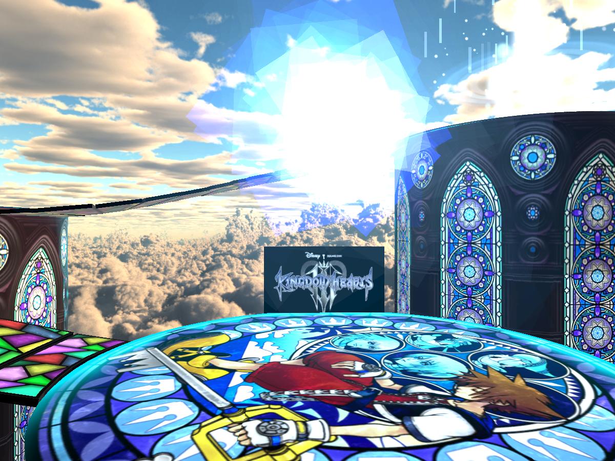 Kingdom Hearts by Mizu
