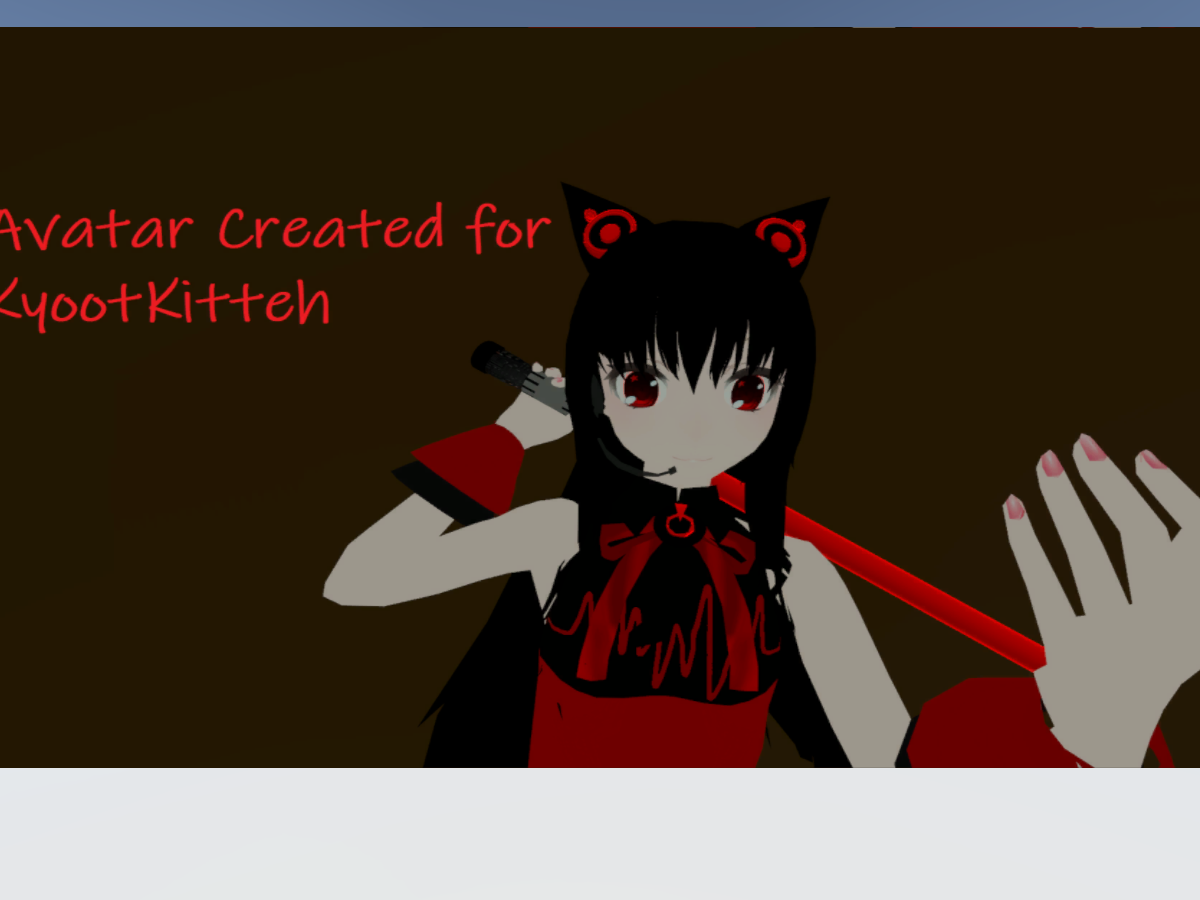 Kitteh's Avatar