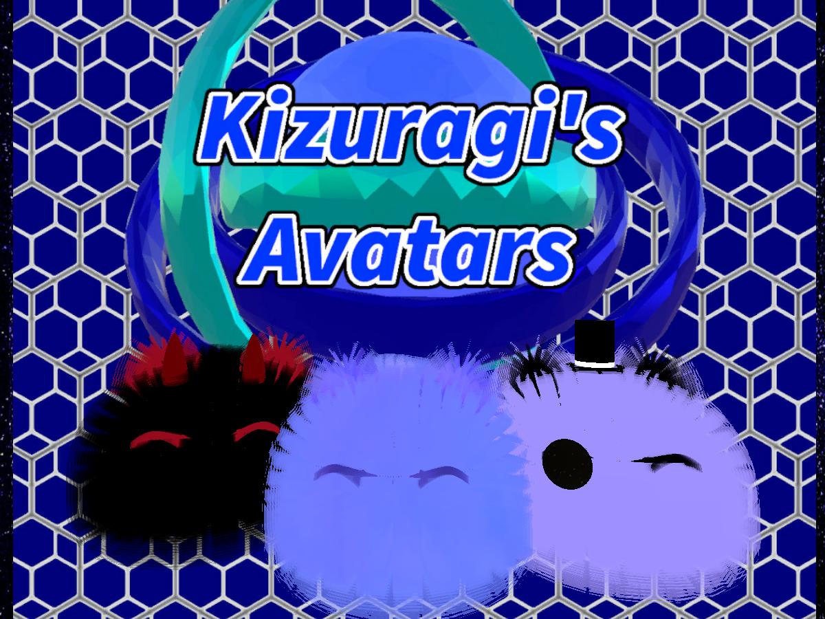 Kizuragi's Avatars