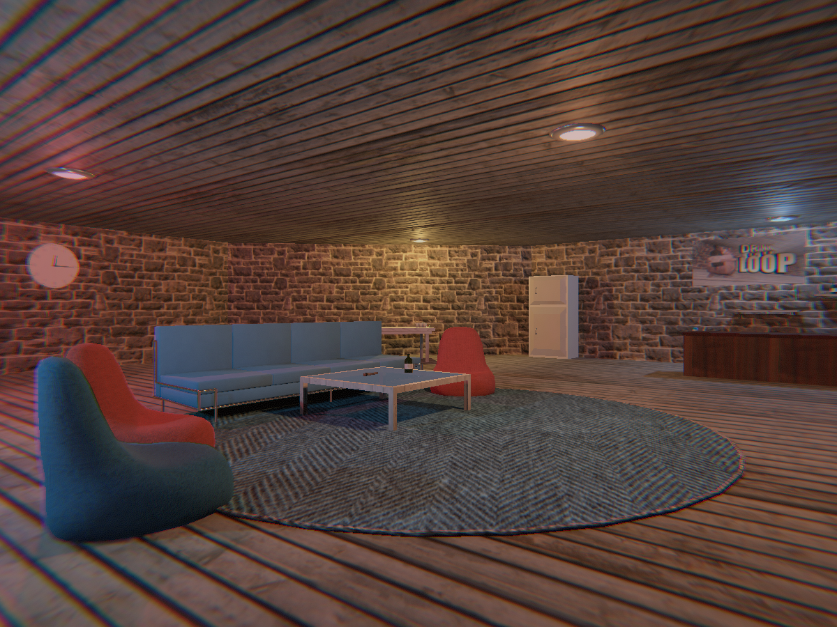 Korika's Lounge