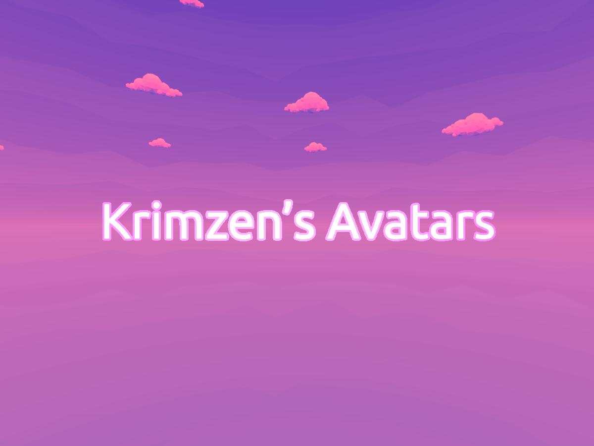 Krimzen's Avatars